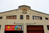 Fort Mason - New home to the JPOP Summit