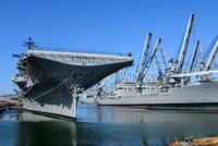USS Hornet and SS Gem State