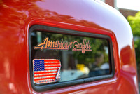 2013 Petaluma tribute to American Graffiti