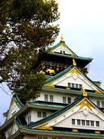 Osaka Castle main tower