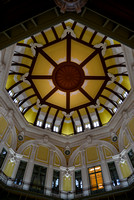 Main entrance ceiling of Tokyo station