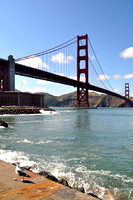 Fort Point and Bridge