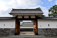 Koraimon gate - Odawara Castle
