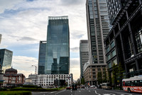 Tokyo Station and Marunouchi area