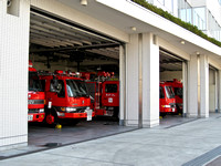 Side view of Wakayama Fire Dept