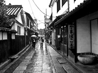 Wet Street's of Kurashiki