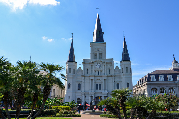 St. Louis Cathedral - Jackson Square