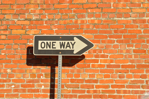 One Way ===>