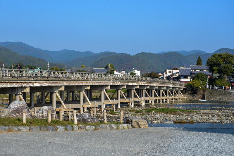 Togetsukyō (渡月橋)