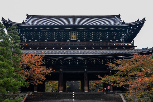 Sanmon Gate - Chionin (知恩院)