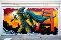 2016 Murals of the Mission District