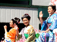 Northern California Cherry Blossom Festival Queen Program