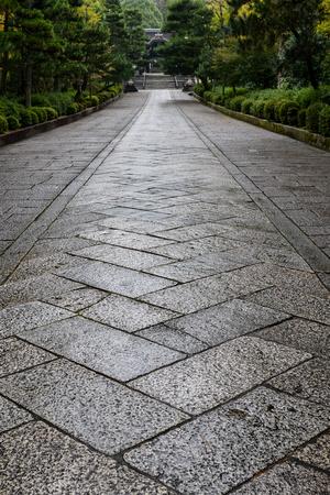 The long path to Otani Sobyo