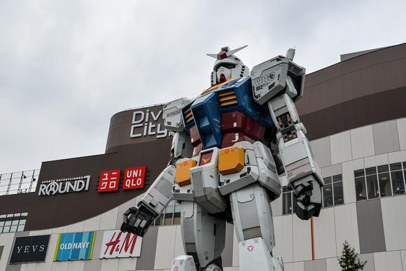 Life size Gundam